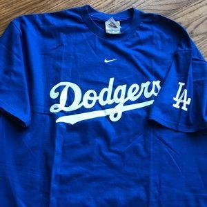 Vintage 2005 Los Angeles dodgers shirt size xl